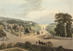 View of the Highgate Archway
